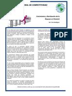 Crecimiento y Distribucion de la Riqueza en Panama