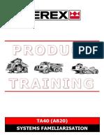 131381007 Dumper Terex Super