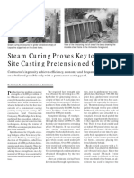 Steam Curing Proves Key to Site Casting Pretensioned Girders_tcm45-339934