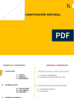 Sistemas de climatizacion natural