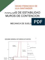 ANALISIS DE ESTABILIDAD MUROS DE CONTENCION.ppt