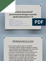 PPT Analisis Farmasi