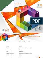 Presentación del curso Iniciativa Empresarial