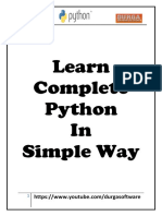 PYTHON DATABASE PROGRAMMING STUDY MATERIAL.pdf