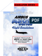 Flying the Airbus A300 Series Flight Simulations (UTEM)
