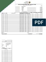 PSC WALK THRU PUNCHLIST FORM REV 3,091602 for stencil OK