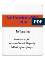 Thermo Lecture 5_Refrigeration