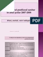 Sectiunea I Raportari_absolvire 2008