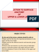 3-Surface Anatomy of upper and lower limbs (1).pdf