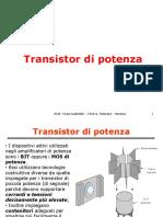 TRANSISTOR DI POTENZA
