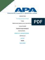 PSICOLOGIA DEL APRENDIZAJE TAREA 3