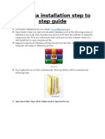 Camtasia installation step to step guide