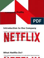 Netflix PPT - Digital