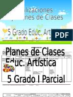 PLANES QUINTO ARTISTICA.docx