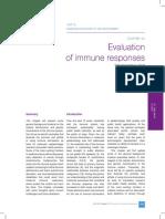 Evaluation of immune response.pdf
