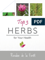 Top 3 Herbs eBook