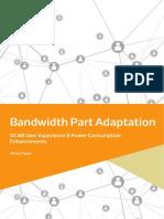 bandwidth-part-adaptation