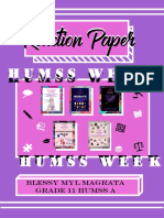 MAGRATA - REACTION PAPER