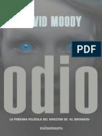 Odio (David Moody)