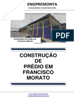 Construção de Prédio Em Francisco Morato