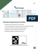Live Online - Dale Carnegie Training