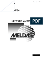 Meldas c6-c64 Network Manual