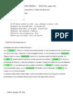 Edito p.134. Gr Lordre Du Discours