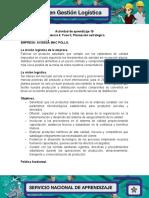 Evidencia 4_Fase II, Planeación estratégica