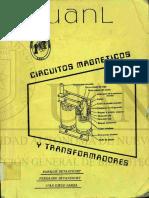 Libro Circuitos Magneticos y Transformadores