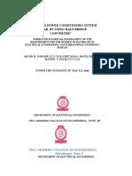 HALF BRIDGE Conditioner Final report