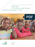 Analyse Situationnelle des droits de l'enfant au Mali