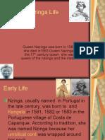 Queen Nazinga Life