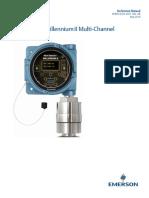 manual-millennium-ii-multi-channel-transmitters-rosemount-en-71578