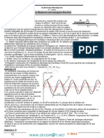 Série d'exercices - Physique cinématique 2 - 4éme Mathématiques (2013-2014) Mr affi fethi  2.pdf