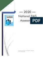 2020 EMS Assessment