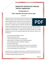 Learning Notes -01