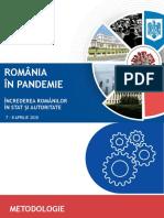 IRES_ROMÂNIA ÎN PANDEMIE_7-8 aprilie 2020