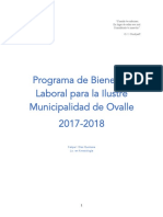 Pausa Laboral Ovalle 2017