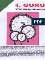 Bourdon Pressure . Gauges.pdf