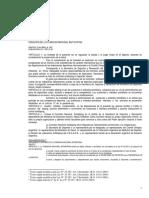 Ley 24819 - Creación de la Comisión Nacional Antidopaje - ARGENTINA
