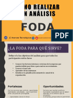 Cómo realizar un análisis FODA - Ejemplo tienda de ropa