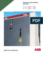 MA_Handbook VD4-24kV-50kA_EN (11.1999 DEABB)