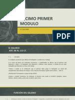DIAPOSITIVAS DECIMO PRIMER MODULO 22-05-20
