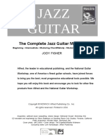 Jody Fisher - Intermediate Jazz Guitar (RUS) - Vol.2
