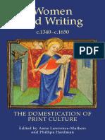 Women and writing.pdf