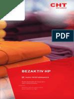 Colour shade card Bezaktiv-HP