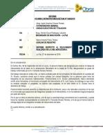 INFORME DE MERCEDARIO