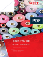 Colour shade card Bezaktiv-HE
