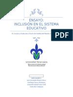 Ensayo-Inclusión en el sistema educativo.docx