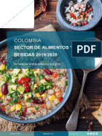 EMIS Insights - Colombia Food and Beverage Sector Report